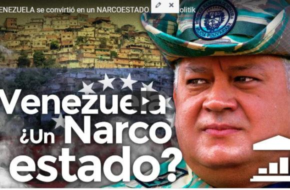 narco estado venezolano