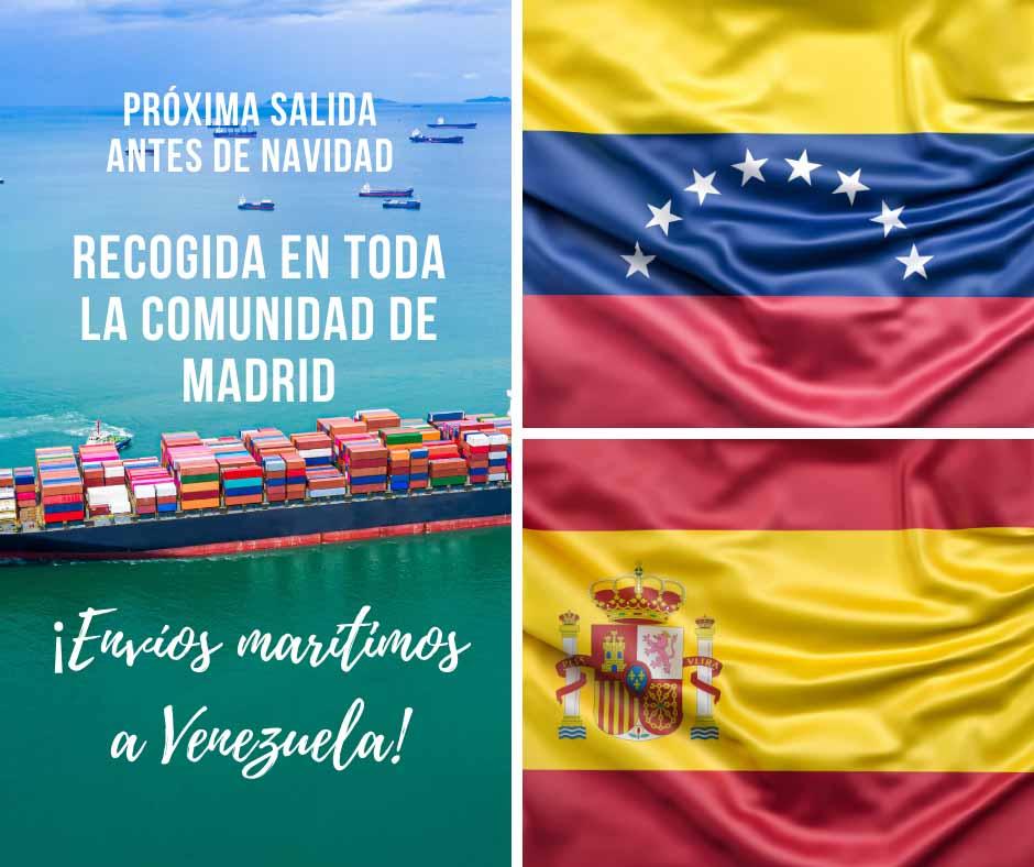 envios maritimos a venezuela