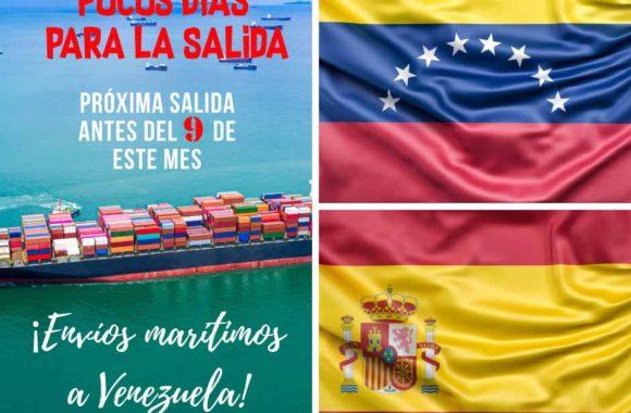 precios de envios a venezuela