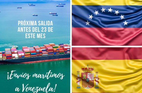 paqueteria a venezuela desde madrid