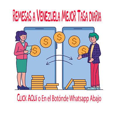 remesas a venezuela desde españa