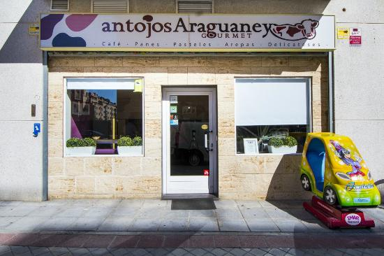 antojos araguaney madrid