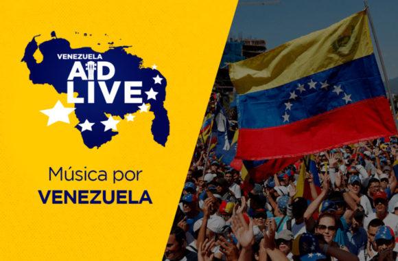 concierto por venezuela