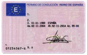 carnet-de-conducir-español