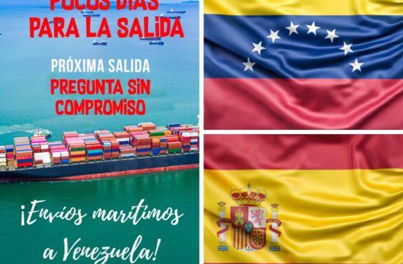 empresa de envio a venezuela