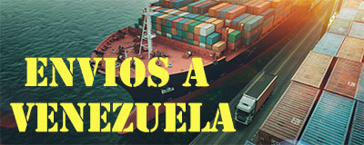 envios maritimos y aereos a venezuela desde españa