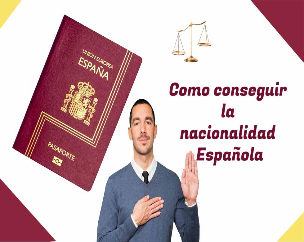 solicitar la nacionalidad española 1