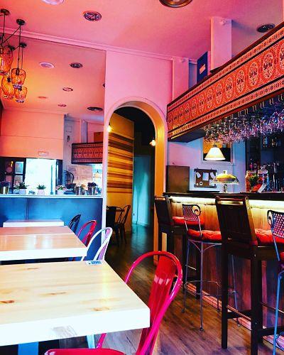 mejor restaurante de cachapas de madrid cachapeishon